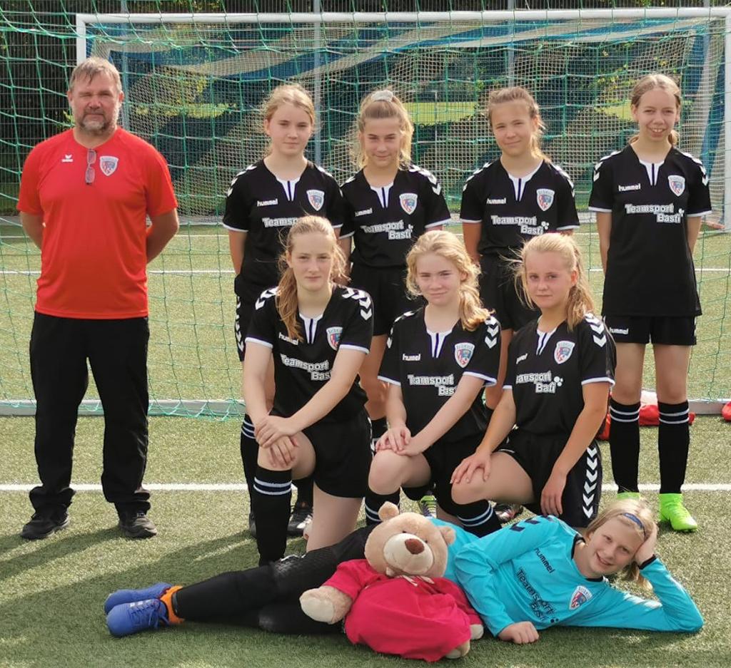 Fussball C-Jugend Mädchen
