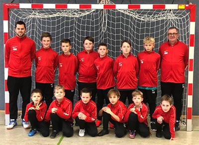 Fussball D-Jugend