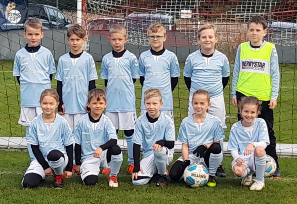 Fussball E-Jugend
